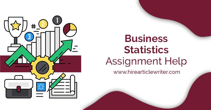 Help with business statistics homework