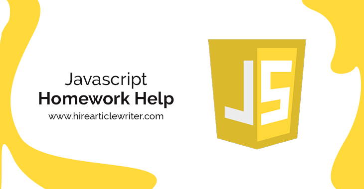 JavaScript Homework Help: Programming Assignments With Our Help | AssignmentShark